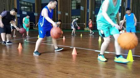 鹰潭恒大凯菲特篮球训练营第一期篮球训练视频(1)