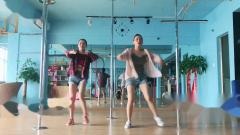 (电话情缘)舞蹈视频酒吧领舞