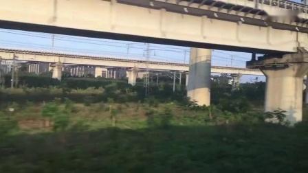 YouTube 视频字幕翻译 复兴号高铁时速350 上海虹桥-南京南 高清