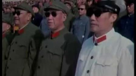 邓小平1981年大阅兵 标清