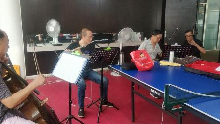 器乐合奏《采茶舞曲》南京市东郊小镇乐队