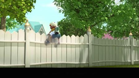 疯狂侏罗纪:熊孩子无意中掉进恐龙窝,被霸王龙当成了自己的孩子