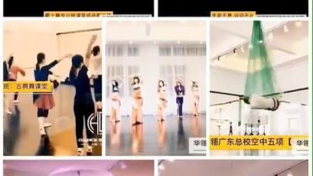 广州天河华翎舞蹈  古典舞 钢管舞  高空舞蹈  酒