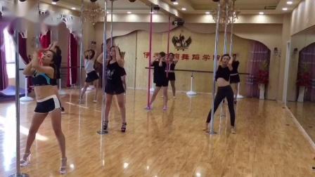 银川伊美时尚舞蹈学院钢管舞片段展示