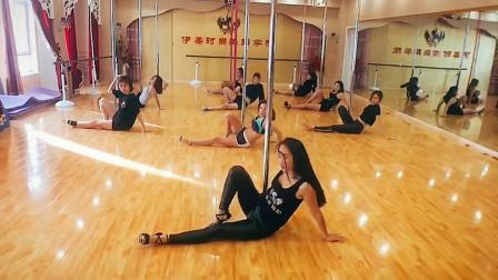 伊美舞蹈学院专业钢管舞培训 成人零基础舞蹈教