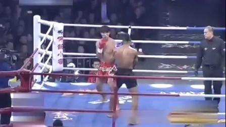 中国拳击与世界水平对比