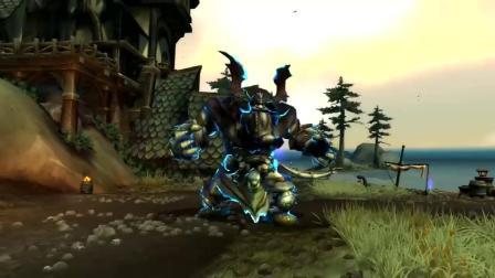 《魔兽世界》8.1 复仇之潮 宣传片 黑海岸之战|奇游加速器