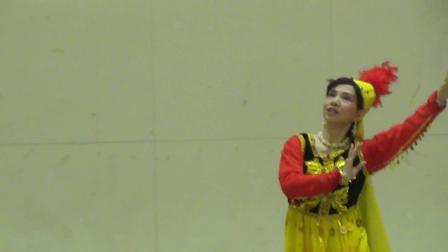 20181212-独舞《请你来新疆》-表演者 石纪元