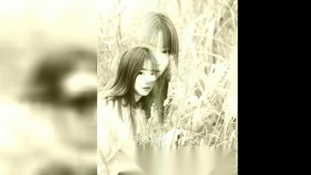 芦苇丛中粉嫩清纯美女个人写真摄影