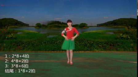 微妙广场舞《我的九寨》藏族舞蹈附分解动作教学