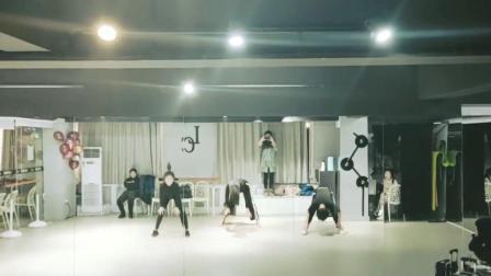 舞蹈视频 合肥立晨 爵士舞 钢管舞 排舞