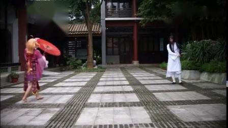 小姐姐COS涂山苏苏和小哥哥跳狐妖小红娘 东流 苏苏好可爱