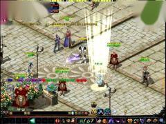 魔域私服BOOS版卡無限XP技能教程視頻