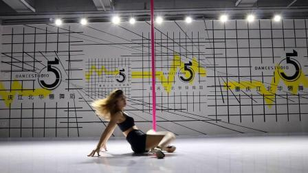 辣妈钢管舞考证视频