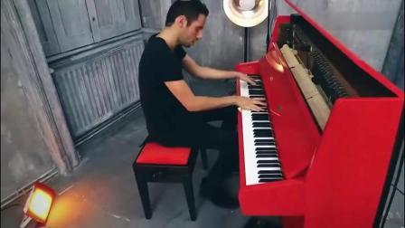 世界上演奏速度最快的鋼琴家演奏《》