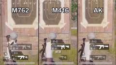 【斗鱼燃茶】《刺激战场》职业选手都压不住的新枪,M762目前最详细评测