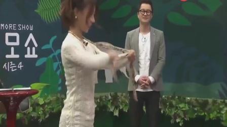 韩国深夜综艺:原来在韩国还有这种操作!