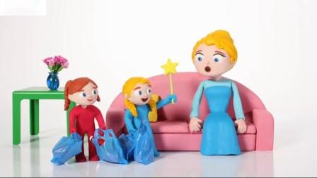 小宝贝想玩玩具卡车娃娃玩具儿童趣味儿童卡通童谣 (38)