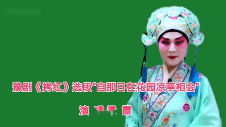 (梁霞)豫剧拷红唱腔赏识