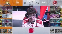 2019英雄联盟 LPL春季赛3.05 SN vs LGD 第2场