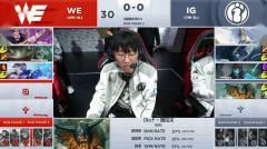 2019英雄联盟 LPL春季赛3.10 WE vs IG 第1场