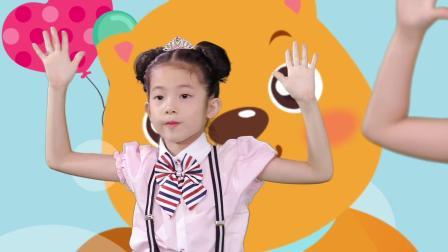 儿童流行歌舞--唐舞士《石头剪刀布1》