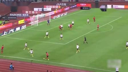 中超联赛1轮王者直播足球解说 多粒神仙球 深圳3-1逆转华夏幸福
