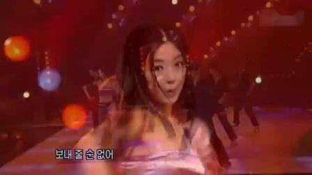 韩国美女DJ版 - 恼人的秋风 - 现场