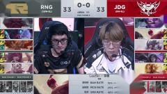 2019英雄联盟 LPL春季赛季后赛4.06 RNG  vs JDG 第1场