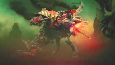 战锤CG混剪,音乐燃到爆,MV做的真不错