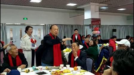 太原市杏花岭区老年人体育协会健委会祝贺太铁