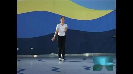 民族民间舞组合女班全系列舞蹈教学视频之33 无
