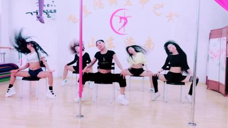舞蹈培训钢管舞椅子秀培训学校飞皇济南