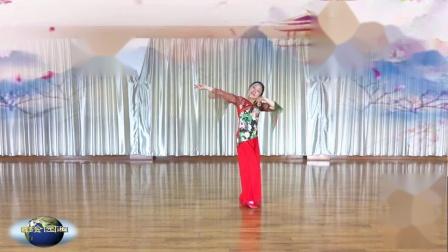 温州绿蕾丝健身舞广场舞DJ自由舞的士高含分解教学