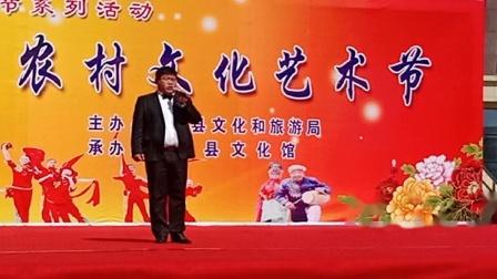 郓城县程屯秦延成歌唱《跟你走》摄影与制作人