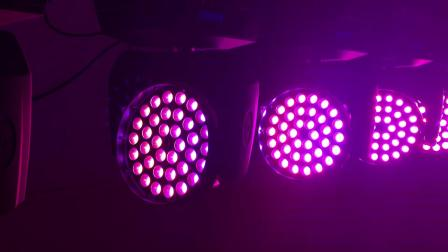 36颗调焦LED摇头染色灯 酒吧灯光 舞台灯光 婚礼灯