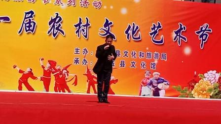 歌曲:郓城县李维华表演《妈妈我想您》摄影与