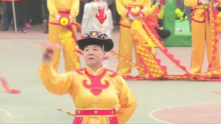 龙腾盛世-南磨房地区第十三届体育节空竹展示