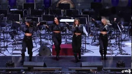 MAMAMOO(13日)的纪念音乐会上带来&gogobebe+Decalcoman