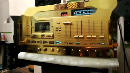 音乐公开课-世界上最好的录音卡座Nakamichi 1000z