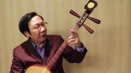 广东秦琴 (20190406型)  广州八音乐器厂出品