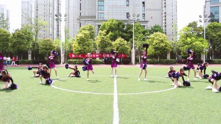 红领巾小学5年级 5 班啦啦队舞蹈