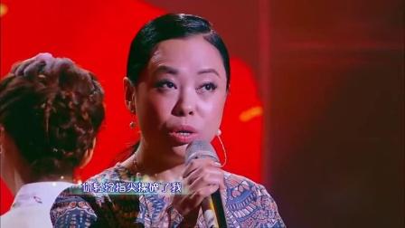 黄绮珊和韩国美女合唱《离不开你》,唱的真畅
