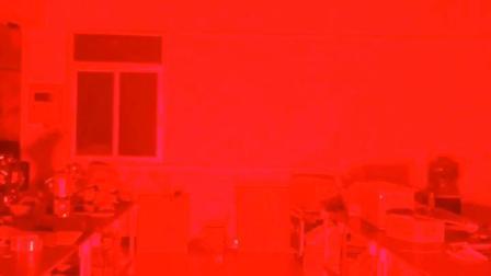 36颗调焦LED摇头染色灯 约8米照射距离调焦范围