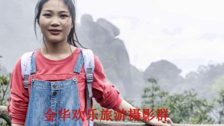 国家4A上饶灵山风景区一天休闲游音乐风光片