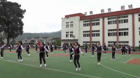 大水寺小学阳光体育活动表演2019-凌江摄影