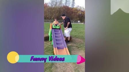 搞笑视频,孩子的日常有趣的视频