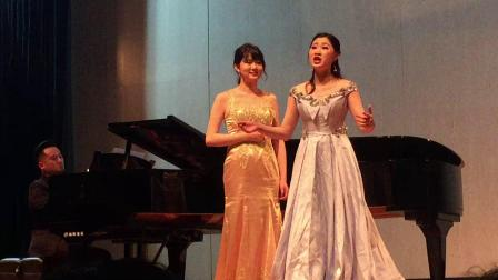 《花之二重唱》翟星渌、贾童谣,选自歌剧(拉