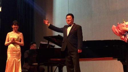《饮酒歌》李巍教授及他的学生们,选自轻歌剧