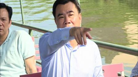 张时义带队开展巡河检查督导防汛及练江综合整治工作